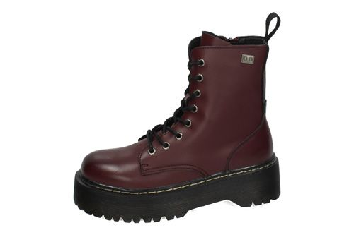 27579300 BOTAS MILITARES color BURDEOS