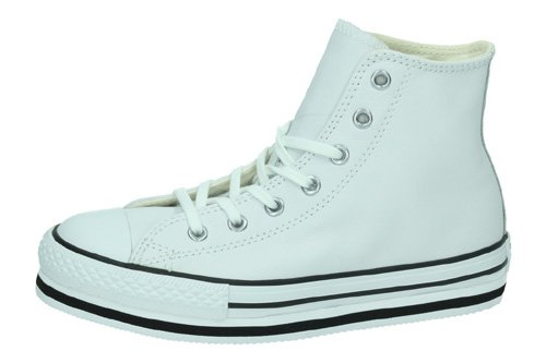 666392C CONVERSE TIPO BOTA color BLANCO