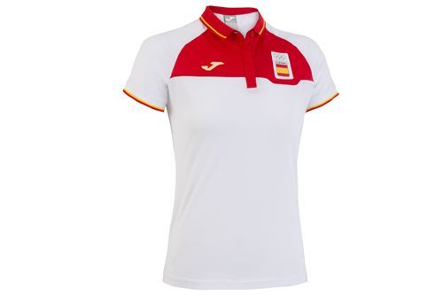 CE.303011W16 POLO DE JOMA color BLANCO