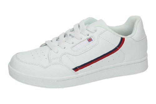 7-6591A-12 BAMBAS DE DEPORTE color BLANCO