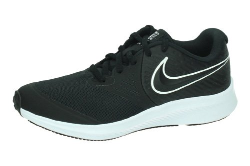 AQ3542 001 NIKE STAR RUNNER 2GS color NEGRO