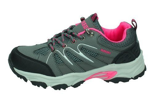 LT18173 ZAP. TRECKING ELENA color GRIS-ROSA