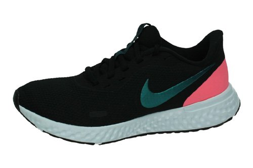 BQ3207 011 NIKE REVOLUTION 5 color NEGRO