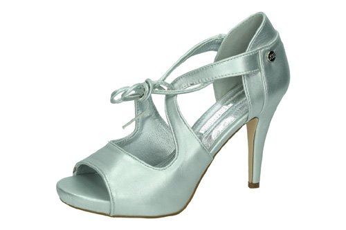 35026 TACONES FINOS color PLATA