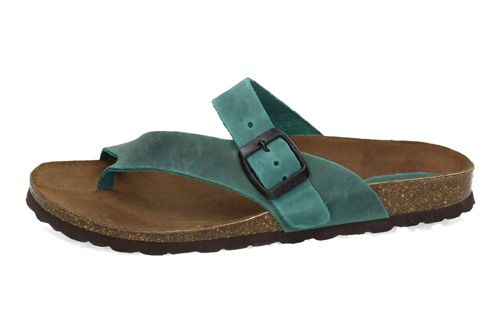 7119 CHANCLAS ESCLAVA BIO color JEANS