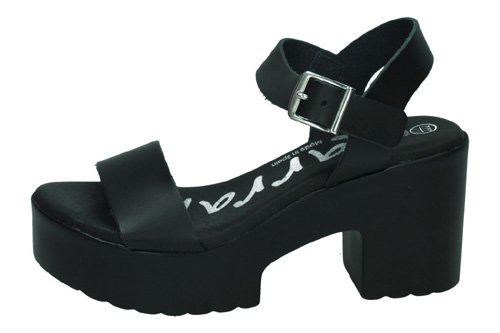 4737 SANDALIA LISA NEGRO color NEGRO