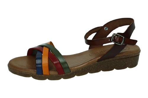 7113 SANDALIAS CONFORT color MULTICOLOR