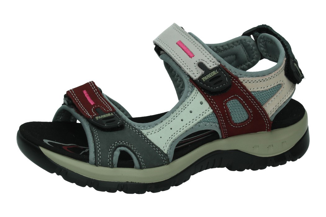 VP21115 SANDALIAS THOR color GRIS-ROSA