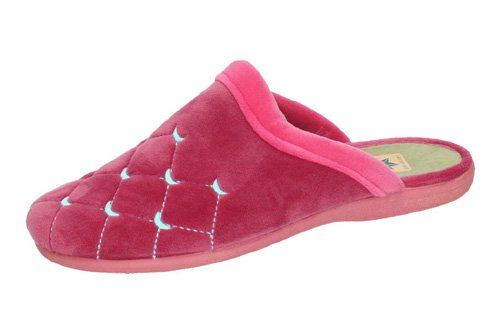 161 CHINELAS ROMBOS color FUXIA