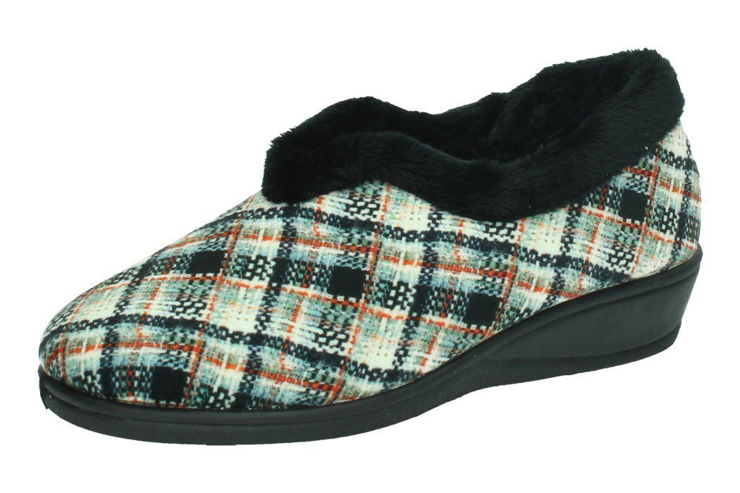 0772/403 CHINELAS COMODAS color NEGRO
