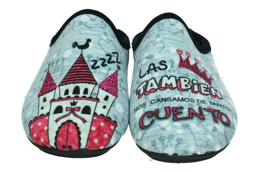 80 ZAPATILLAS CASTILLO color GRIS