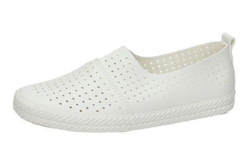 7-A1701B-12 ZAPATILLAS BLANCAS color BLANCO