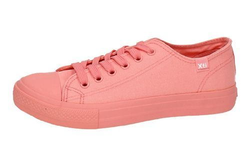 46985 ZAPATILLAS DE LONA color CORAL