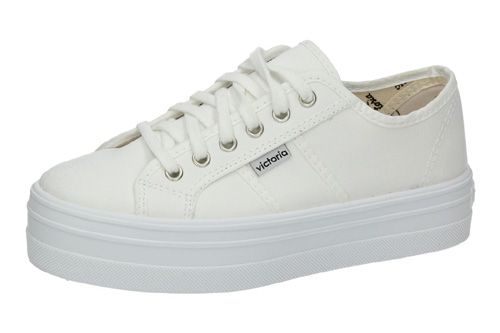 09200 ZAPATILLAS VICTORIA color BLANCO
