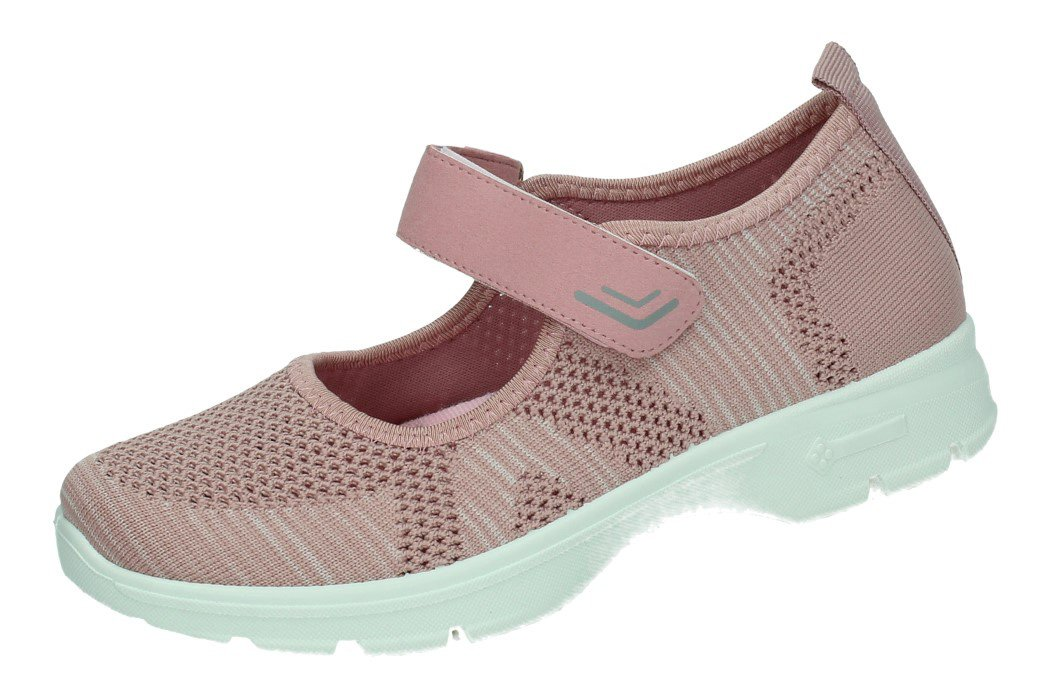 7-J171B-12 ZAPATILLA COMODA color ROSA