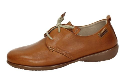 10102/12 BLUCHER DE PIEL color BRANDY