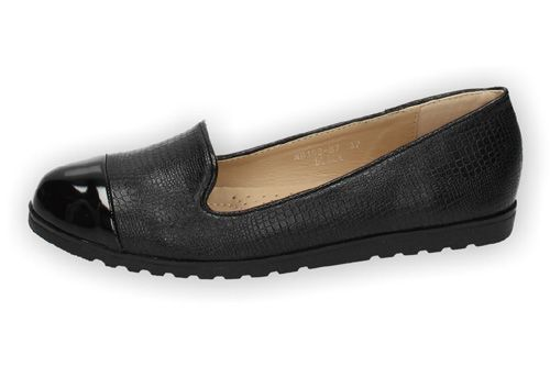 MB188-87 MOCASINES NEGROS color NEGRO