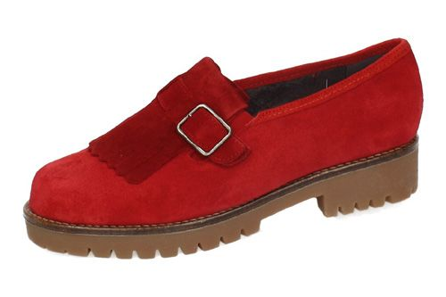 SERRAJE MOCASINES color 13004 ROJO MOCASINES 13004 StPRwqWSY