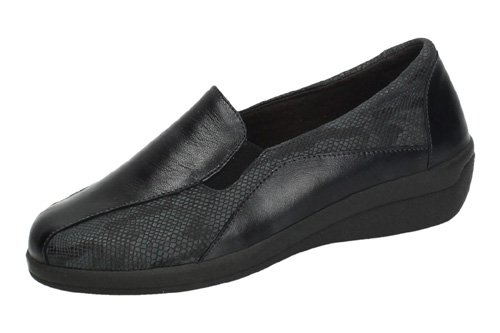 43404 DOCTOR CUTILLAS PIEL color NEGRO