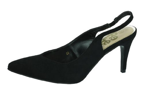 69972 ZAPATOS STILETTOS color NEGRO