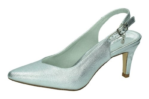 35039 STILETTOS PLATA color PLATA