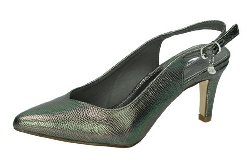 35039 STILETTOS PLOMO color PLOMO