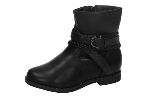 BT2315A-12 BOTIN CAMPERO NEGROS color NEGRO