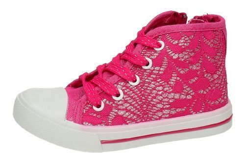 K2802-18 ZAPATILLAS BAMBAS color FUXIA