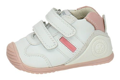 151157 SANDALIA BIOMECANICS color BLANCO-ROSA