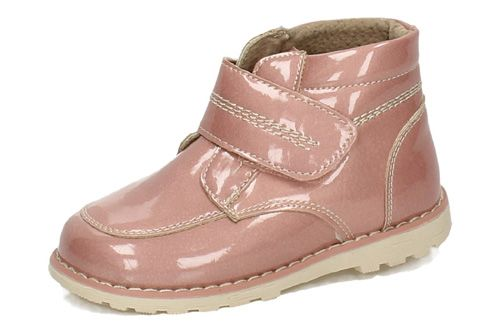NS844B-12 BOTINES DE CHAROL color ROSA