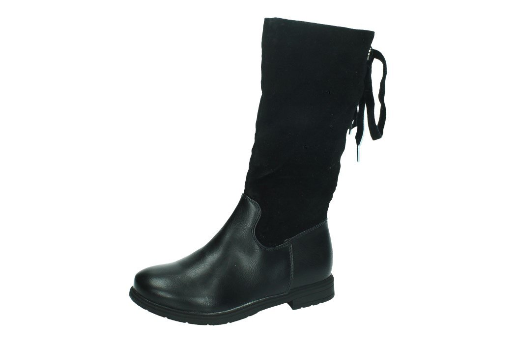BT2830A-12 BOTAS BONINO color NEGRO