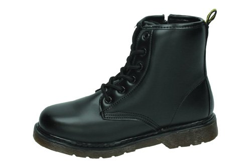 GD9544 BOTAS MILITARES color NEGRO