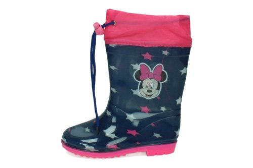 S2556151 BOTAS DE AGUA MINNIE color MARINO