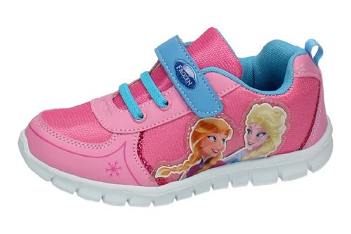 2300000238 DEPORTIVAS DE FROZEN color ROSA