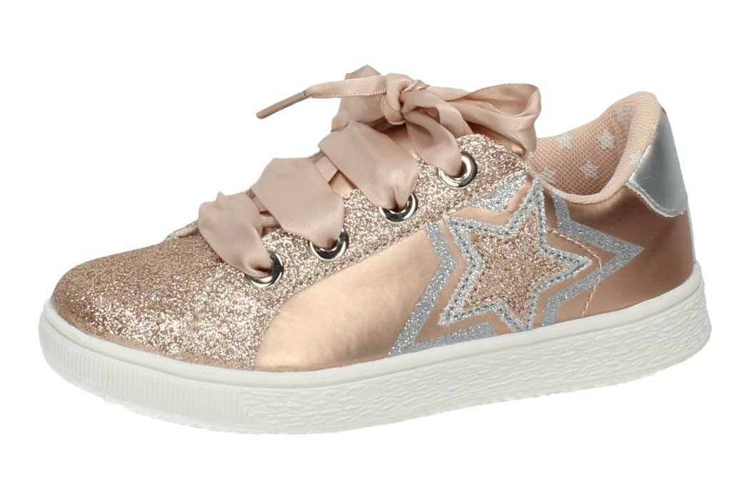 A2302 ZAPATILLAS NUDE STAR color NUDE