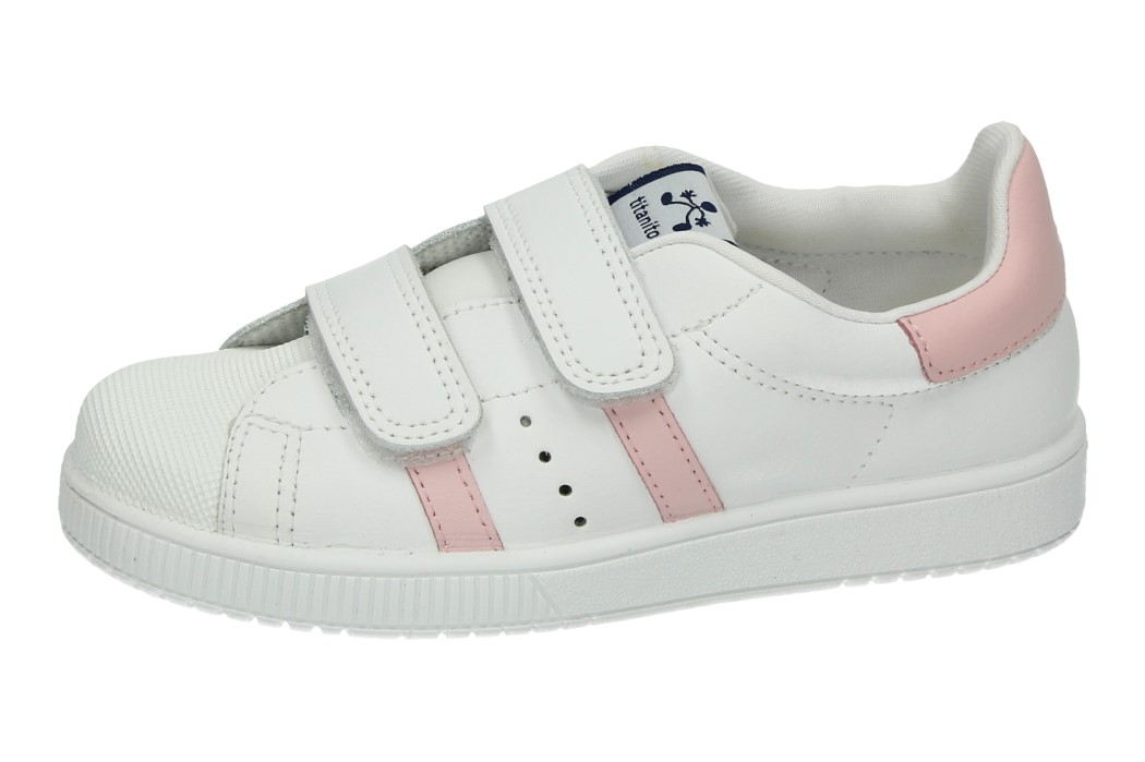 SMASH DEPORTIVAS NEW SMASH color BLANCO-ROSA