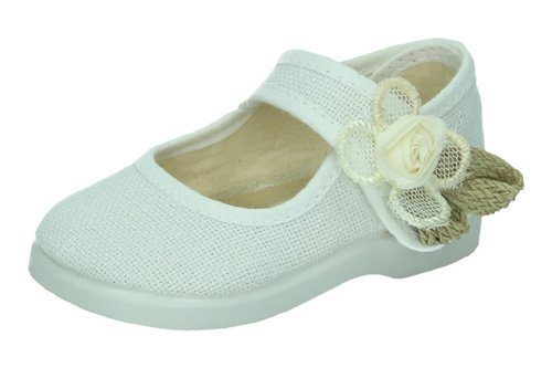955/F SANDALIAS BLANCAS color BLANCO