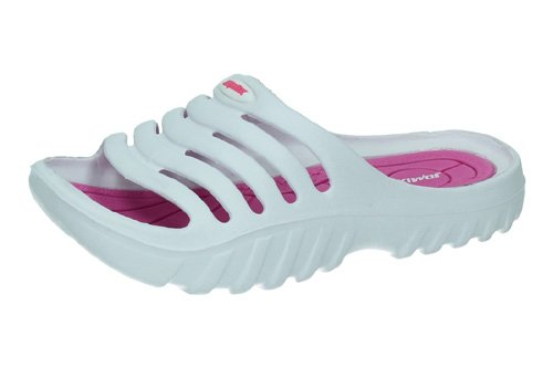 SB0085 CHANCLAS VERANO color BLANCO
