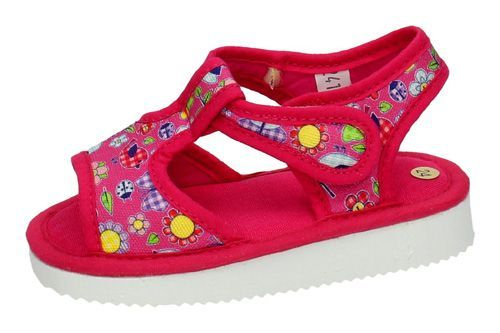 106 SANDALIAS FANTASIA color FUXIA