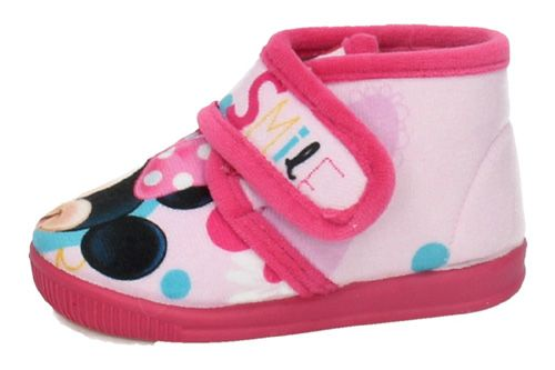 1096-D BOTITAS MINNIE color FUXIA