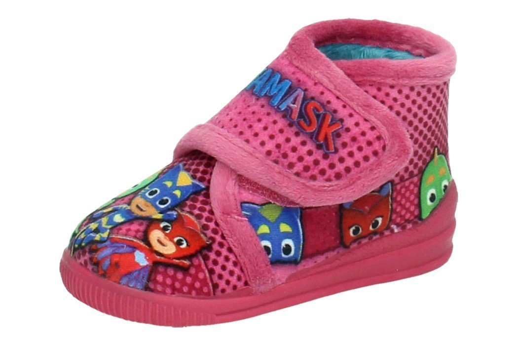 14805 CHINELAS SUPERHEROE color FUXIA