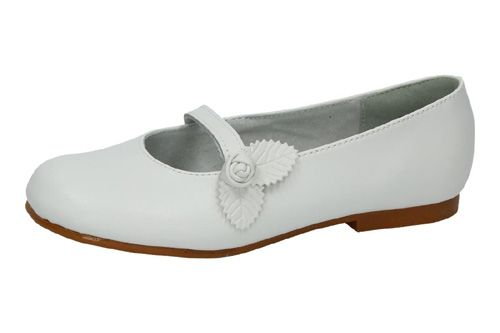 B5478A-12 ZAPATOS DE CEREMONIA color BLANCO