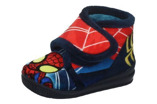 14735 ZAPATILLAS SPIDERMAN color MARINO
