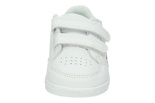 1-6591A-12 DEPORTIVAS DE BEBE color BLANCO
