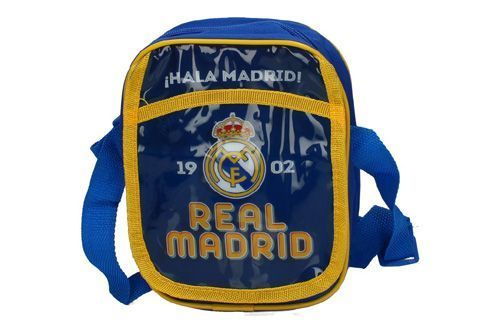 BD-731-RM BANDOLERA R.MADRID color AZUL