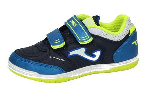 TOPJS.803.IN DEPORTIVAS VELCRO color AZUL