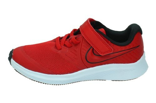 AT1801 600 NIKE STAR RUNNER 2 color ROJO