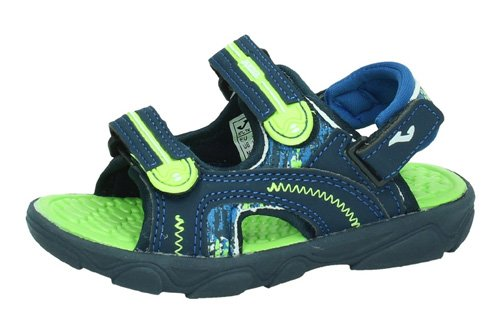 S.OCEAJS-903 CHANCLAS JOMA color AZUL-LIMON