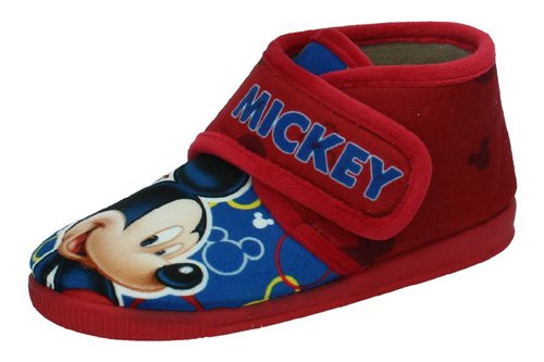1095-D DISNEY MICKEY MOUSE color ROJO