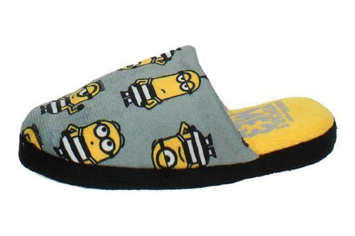 2300002822 CHINELAS DE MINIONS color GRIS